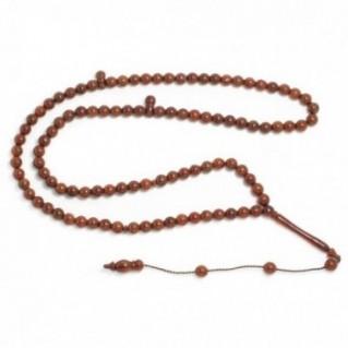 Prayer Beads-Tasbih-Masbaha ~  Kuka-Coconut - 99 Beads - Round