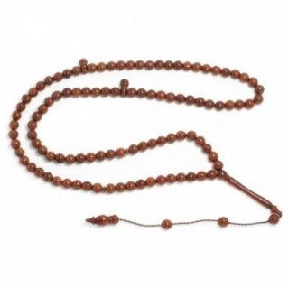 Prayer Beads-Tasbih-Masbaha ~ Kuka-Coconut - 99 Beads - Round