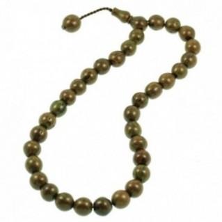 Prayer Beads-Tasbih-Masbaha ~ Scented Juniper Seeds - Green - S