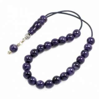 Worry Beads-Greek Komboloi ~ Sodalite Gemstone - Round Shape