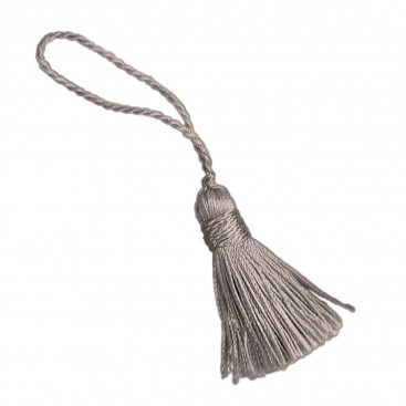 Gerochristo 9011 ~ Sterling Silver Bookmark with Tassel