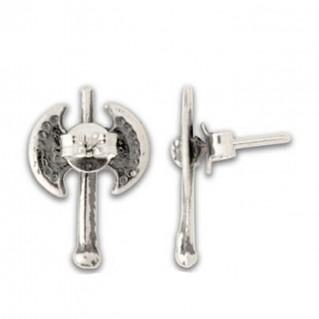 Minoan Labrys-Double Axe ~ Sterling Silver Earrings Post Earrings