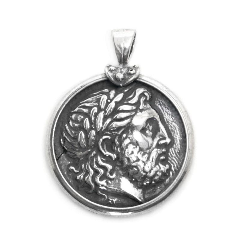 Ancient Macedon Philip Ii Coin Pendant Culturetaste