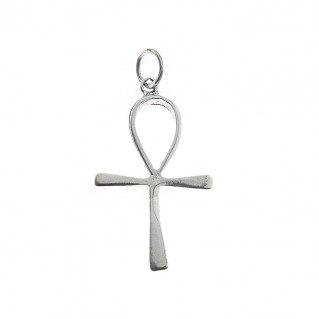 Ankh-Symbol of Life ~ Sterling Silver Pendant