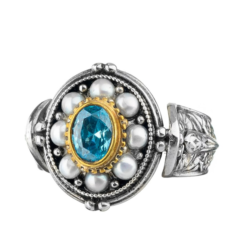 Cocktail Ring - Gerochristo P2690n