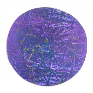 Giampouras 5022 - Anodized Colored Titanium Large Pendant