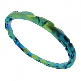 Giampouras 5400 - Anodized Colored Titanium Bracelet