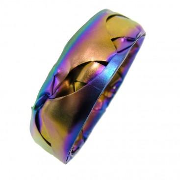 Giampouras 5403 - Anodized Colored Titanium Bracelet