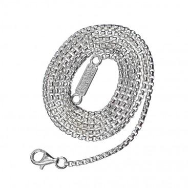 Gerochristo 4011N ~ Sterling Silver Box Chain