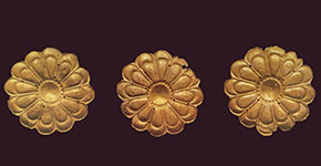 Ancient Mycenaean Rosette Rodakas - Short History and Meaning at CultureTaste