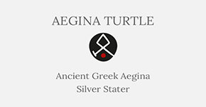 Aegina Turtle - Ancient Aegina Silver Stater - Short History at CultureTaste