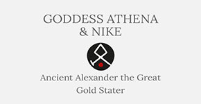 Athena and Nike - Alexander the Great Ancient Gold Stater - Short History at CultureTaste