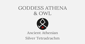 Goddess Athena and Owl - Athenian Silver Tetradrachm - Short History at CultureTaste