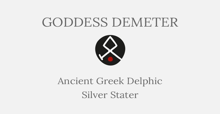 Delphic Silver Stater - Short History