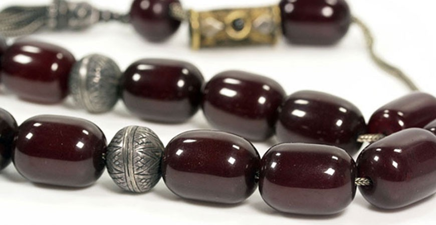 Vintage Faturan Amber - History and Properties