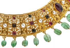 Byzantine & Post Byzantine Jewelry - A short history