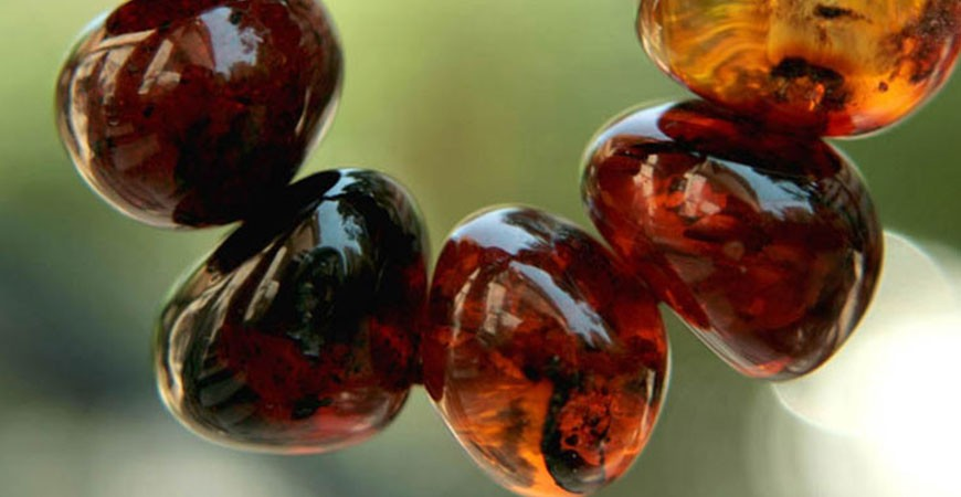 Amber - History, Types & Properties